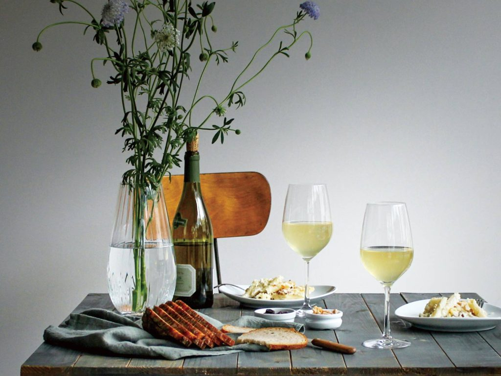 ボヘミアクリスタルのガラスのグラス